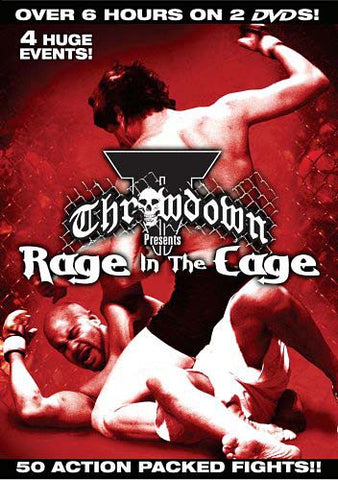 Rage in the Cage DVD Movie