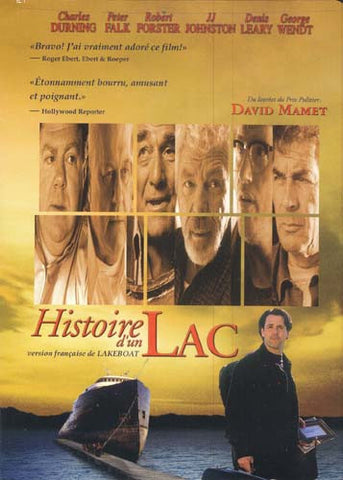 Histoire d'un Lac ( French ) DVD Movie