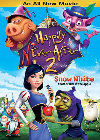 Happily N Ever After 2 DVD Movie