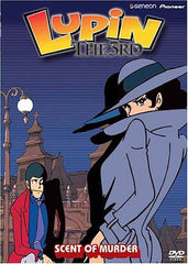 Lupin the 3rd - Scent of Murder (Vol. 9)