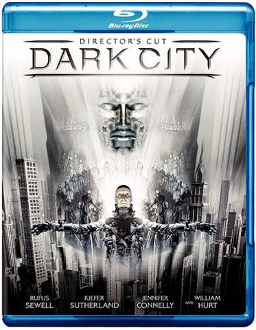 Dark City (Director's Cut) (Blu-ray) BLU-RAY Movie
