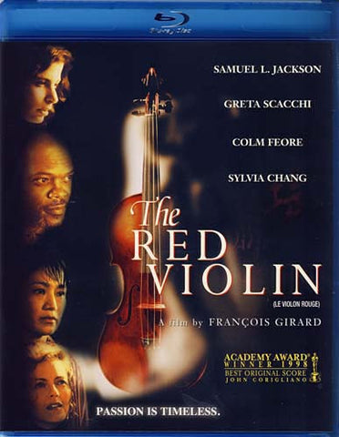 The Red Violin (Bilingual) (Blu-ray) BLU-RAY Movie