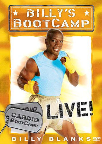 Billy's BootCamp - Cardio BootCamp Live! DVD Movie