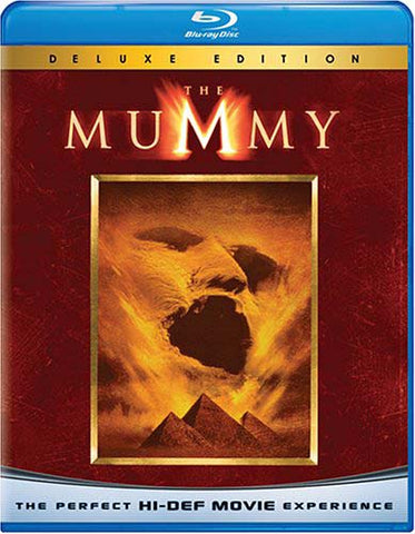 The Mummy (Deluxe Edition) (Blu-ray) BLU-RAY Movie