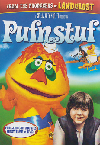 Pufnstuf DVD Movie
