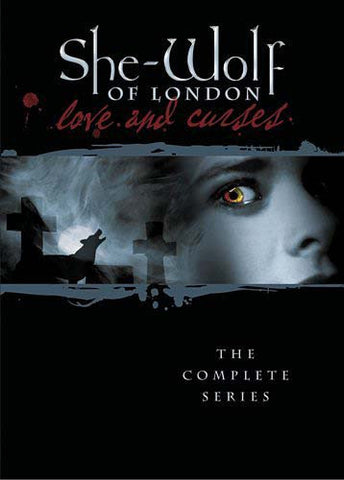 She-Wolf of London - Love And Curses -The Complete Series (Boxset) DVD Movie