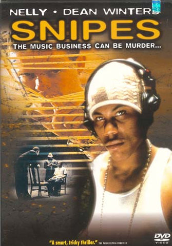 Snipes DVD Movie