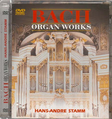 Bach Organ Works - Hans-Andre Stamm (USED)
