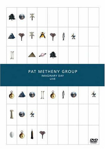 Pat Metheny Group - Imaginary Day Live DVD Movie