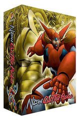 New Getter Robo - Rude Awakenings (Vol. 1) (Limited Edition Collector's Box) (Boxset)