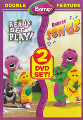 Barney (Ready Set Play!/Barney Songs) (Double Feature)