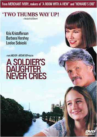 A Soldier's Daughter Never Cries DVD Movie