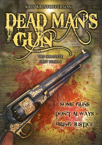 Dead Man's Gun - The Complete First Season (1st) (Boxset) / La Loi Du Colt : Premiere Saison DVD Movie
