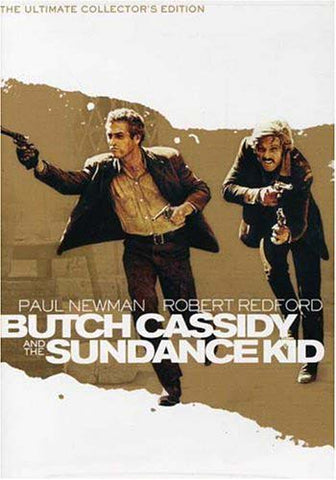 Butch Cassidy and the Sundance Kid (Two-Disc The Ultimate Collector's Edition) (Bilingual) DVD Movie