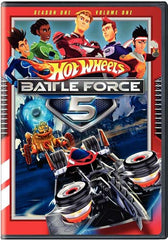 Hot Wheels Battle Force 5 - Season 1 - Vol. 1(bilingual)