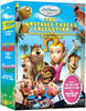 The Unstable Fables Collection (Goldilocks And 3 Bears/Tortoise Vs Hare/3 Pigs And A Baby) (Boxset) DVD Movie