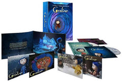 Coraline (Widescreen Limited Edition Gift Set)(Blu-ray) (Boxset)
