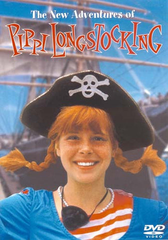 The New Adventures of Pippi Longstocking DVD Movie