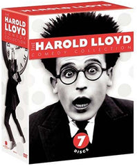 The Harold Lloyd Comedy Collection Vols. 1-3 (Boxset)