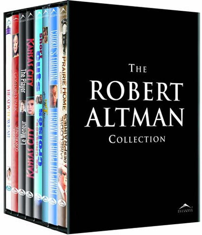 The Robert Altman Collection (Boxset) DVD Movie