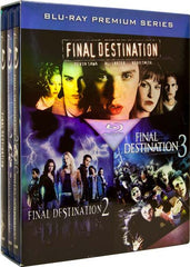 Final Destination (1/2/3) (Bilingual) (Blu-ray) (Boxset)