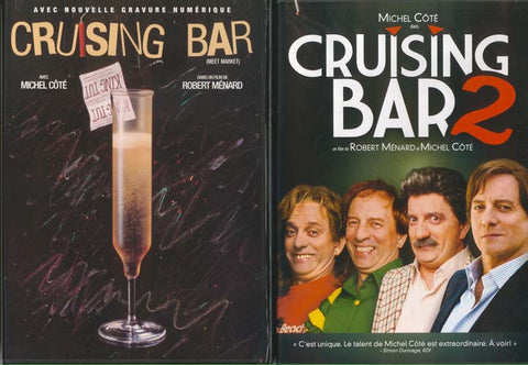 Cruising Bar 1 And 2 (2-Pack) (Boxset) DVD Movie