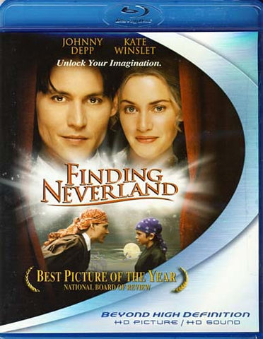 Finding Neverland (Blu-ray) BLU-RAY Movie