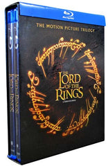 The Lord of the Rings - The Motion Picture Trilogy (Blu-ray) (Boxset )