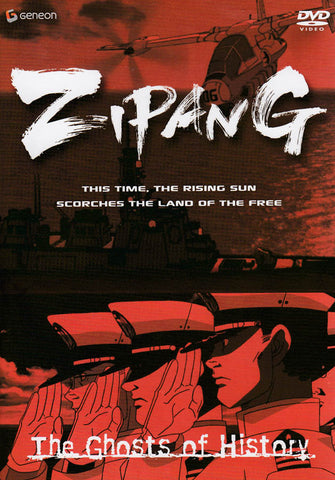 Zipang - The Ghosts of History - Vol. 2 DVD Movie