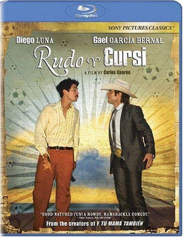 Rudo Y Cursi (Blu-ray) BLU-RAY Movie