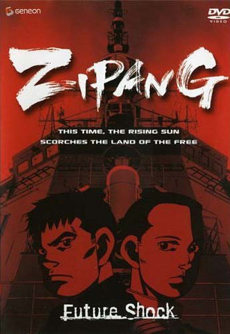 Zipang - Future Shock - Vol .1 DVD Movie