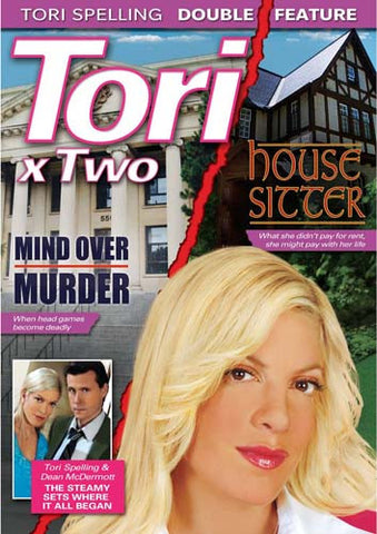 Tori x 2 - Mind Over Murder/House Sitter (Double Feature) DVD Movie