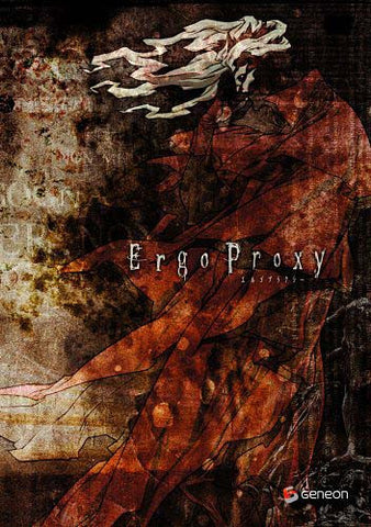 Ergo Proxy - Volume 5 - Terra Incognita DVD Movie