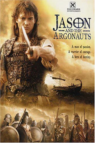 Jason and the Argonauts (Nick Willing) DVD Movie