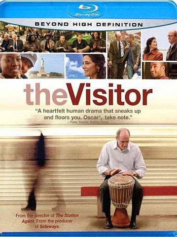 The Visitor (Bilingual) (Blu-ray) BLU-RAY Movie