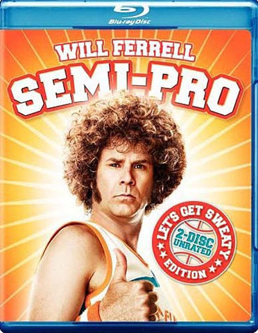Semi-Pro (Blu-ray) BLU-RAY Movie