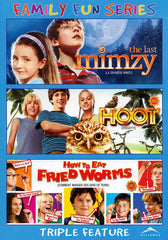 The Last Mimzy/Hoot/How To Eat Fried Worms (Triple Feature) (Bilingual)
