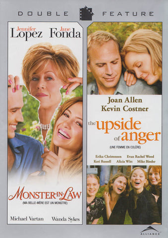 Monster-In-Law/Upside Of Anger (Double Feature) (Bilingual) DVD Movie