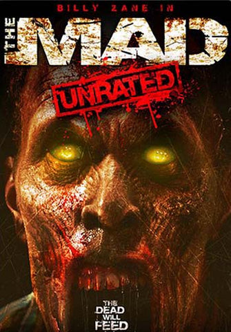 The Mad (Unrated) DVD Movie