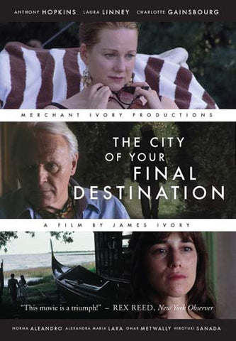 The City of Your Final Destination (Bilingual) DVD Movie