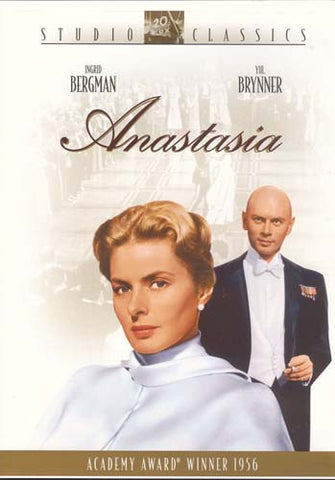 Anastasia DVD Movie