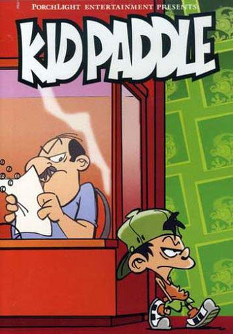 Kidpaddle DVD Movie