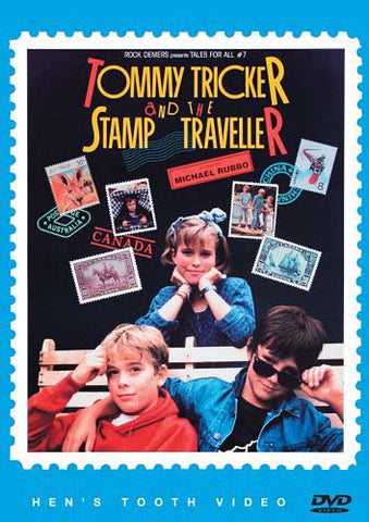 Tommy Tricker and the Stamp Traveller DVD Movie