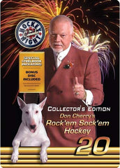 Don Cherry s Rock emSock em Hockey - Volume 20 (Collector s Edition) (Steelcase)