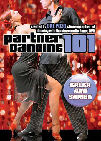 Partner Dancing 101 - Salsa and Samba DVD Movie