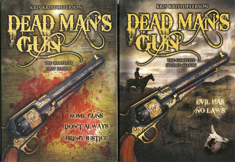 Dead Man's Gun - The Complete Season 1 and 2 (2 Pack) (Boxset) DVD Movie