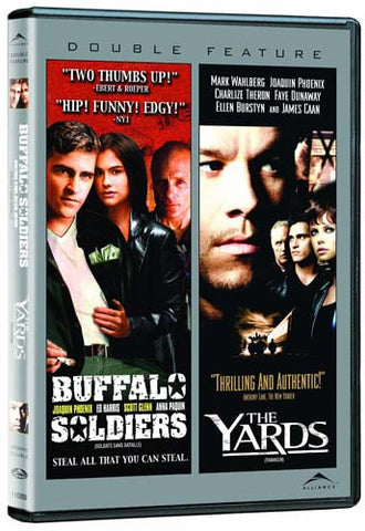Buffalo Soldiers/The Yards (Double Feature) (Bilingual) DVD Movie