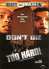 Don t Die Too Hard! (La Tour Montparnasse infernale) DVD Movie