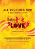 The Beatles Love - All Together Now DVD Movie