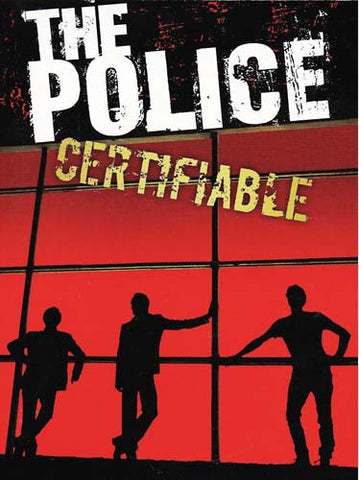 The Police Certifiable - Live In Buenos Aires (2-DVD + 2-CD Set) (Boxset) DVD Movie